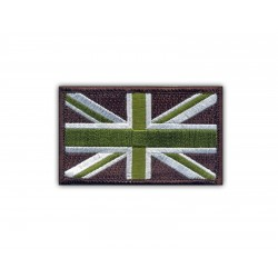 Flag of Great Britain - green (7.5 x 4 cm)