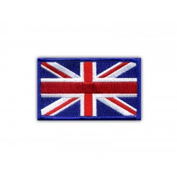Military Flag of United Kingdom - standard (7.5 x 4.5 cm)