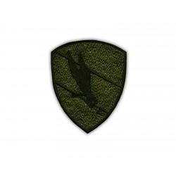 GROM-shield (dark green)