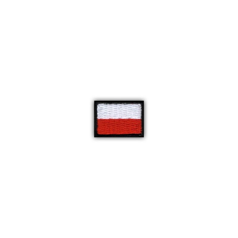 Flag of Poland (small-black)
