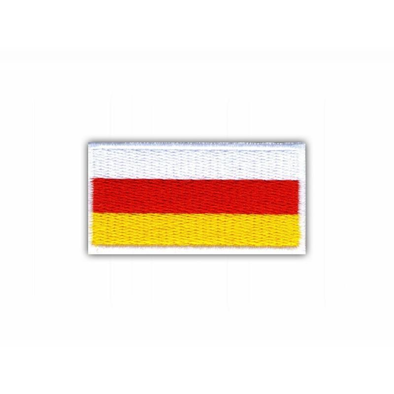 Flag of North Ossetia