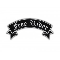 Free Rider - rocker patch