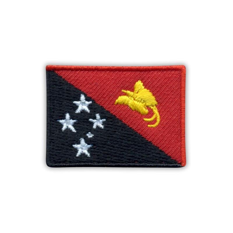 Flag of Papua - New Guinea