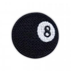 Eight-ball (8-ball) - Billiards, Pool Game