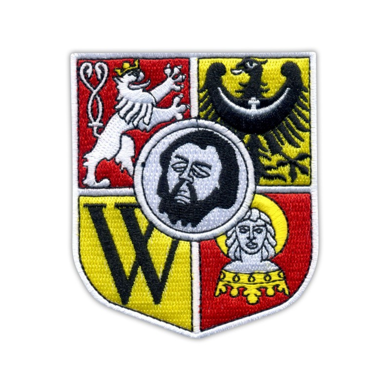 Coat of arms of the city of Wrocław (Wroclaw, Breslau)
