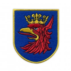 Coat of arms of city Szczecin