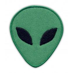 Alien - green