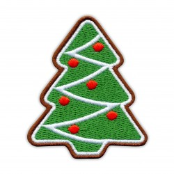 Christmas Tree - gingerbread cookie