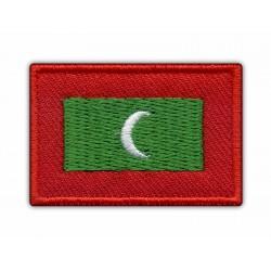 Flag of Republic of Maldives