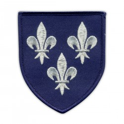 Temeria Coat of Arms - navy shield
