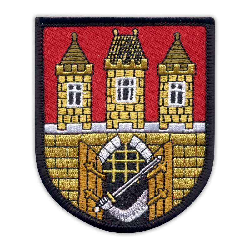 Coat of arms of Prague