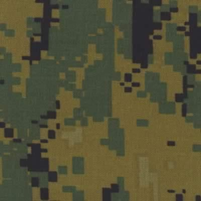 USMC digital woodland camouflage